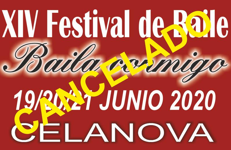 XIV  FESTIVAL DE BAILE, BAILA CONMIGO CELANOVA
