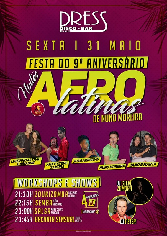 VIERNES 31 DE MAYO -  (CHAVES -PORTUGAL)